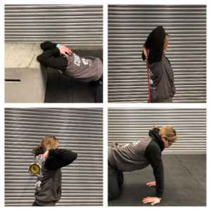 Front Rack Position Mobility