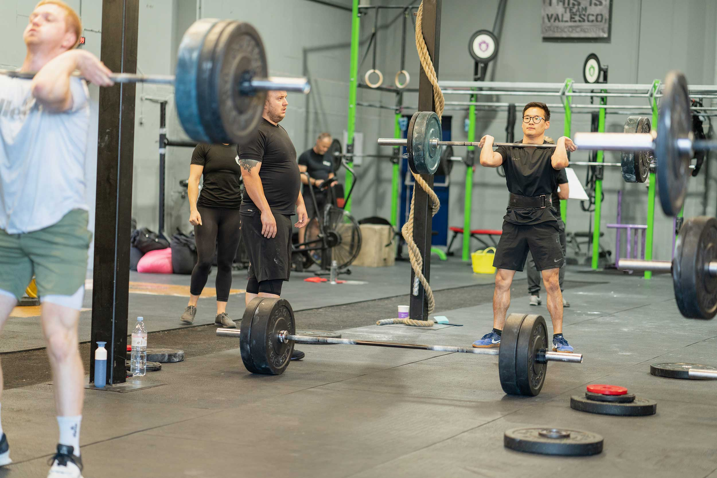 Weightlifting-Valesco-CrossFit