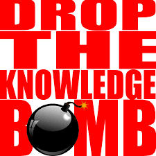 knowledge bombs