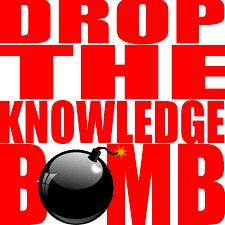 knowledge bombs